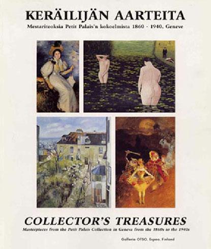 collector of treasures
